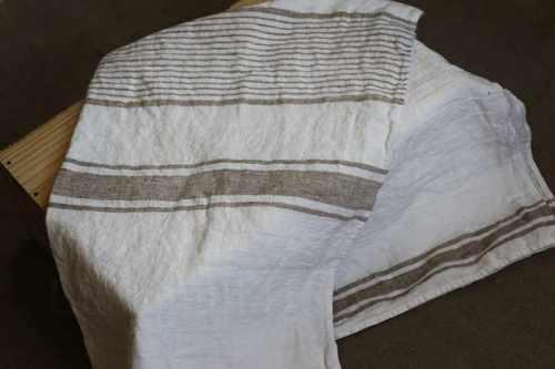 Банное полотенце Сельское 80х130 см