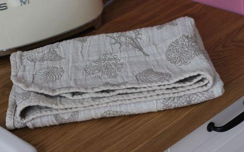 Полотенце для рук Ракушки 45х80 см