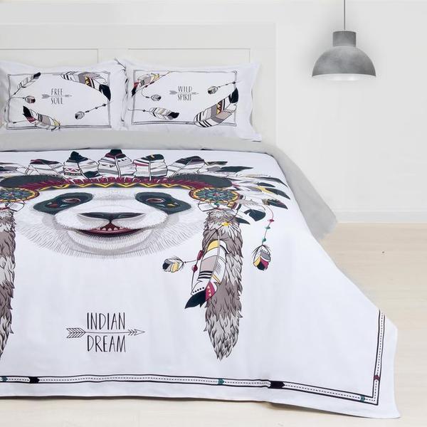 Постельное белье KingSilk Этель Indian dream ETR-687-2