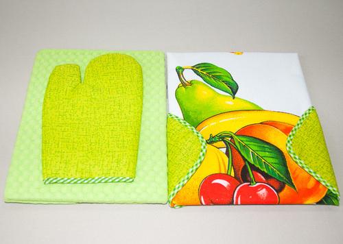 Набор кухонный Tango Fruits V1