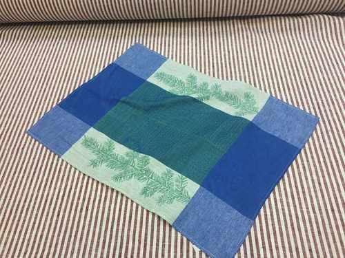 Кухонные полотенца на новый год Зима 50х70 см