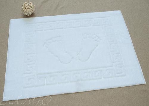 Коврик для ног Fresco White