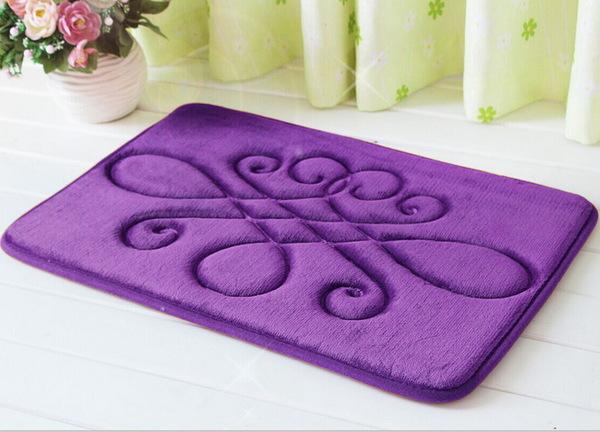 Коврик для ванной Kelvin Purple