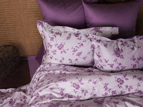 Постельное белье Lilac Palette Grass семейный