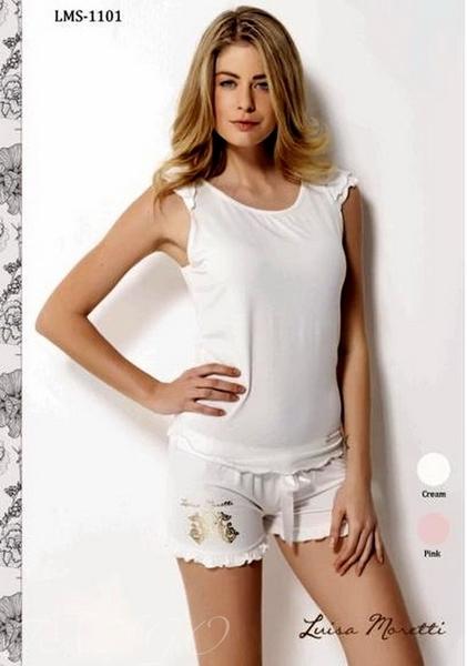 Пижама Luisa Moretti 1101 Cream