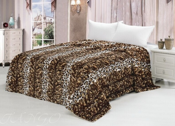 Покрывало Леопард темный MTX007-220