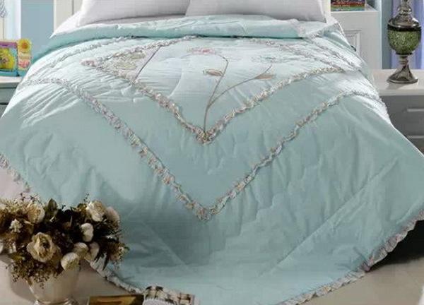 Летнее одеяло Tango Provence Blue