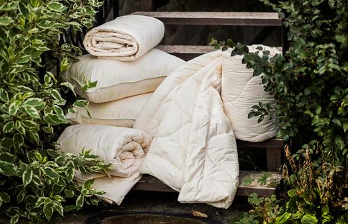 """Летнее одеяло """"Бамбук"""" Леди Прима"""