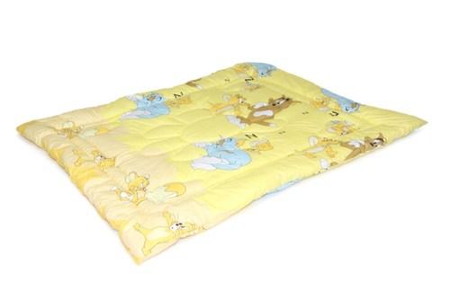 Одеяло детское холлофайбер Эко облегченное Valtery