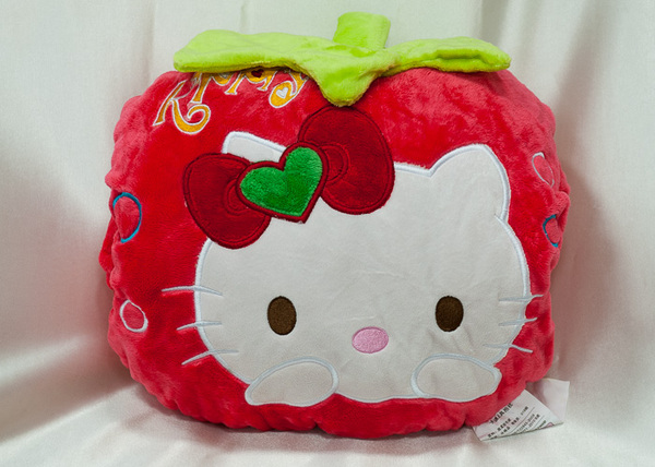 Подушка-муфта Strawberry