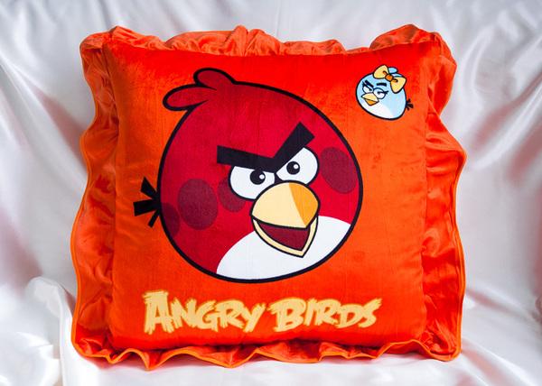 Наволочка декоративная Tango Angry Birds