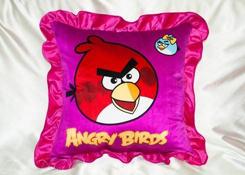 Наволочка декоративная Tango Angry Birds 2