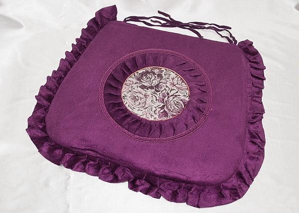 Сидушка для стула Tango Purple