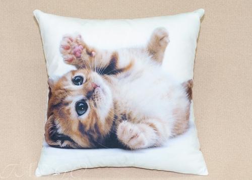 Наволочка декоративная Tango Cat