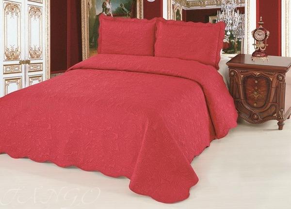 Покрывало с наволочкой Marrakech красный TRM1622-06