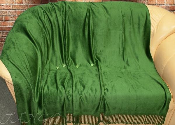 Плед Tango Bamboo зеленый