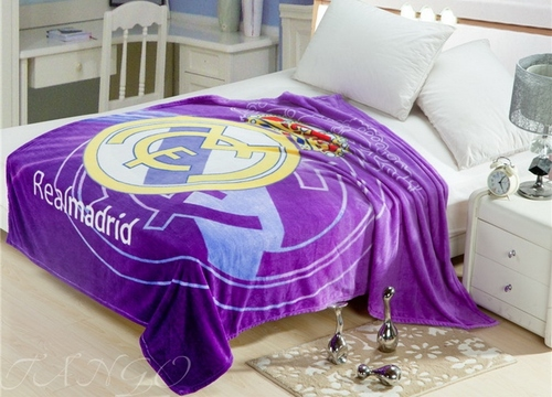 Детский плед Real Madrid