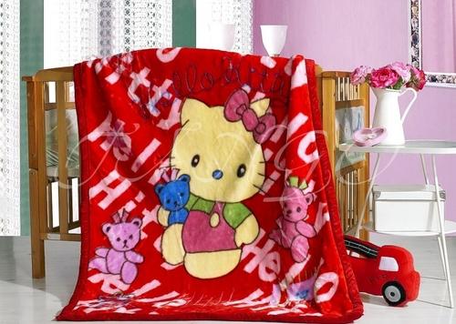 Плед детский Tango Hello Kitty pld155