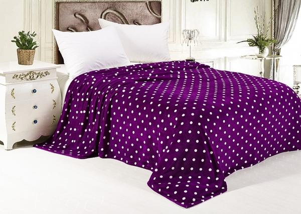 Плед Tango Amery фиолетовый