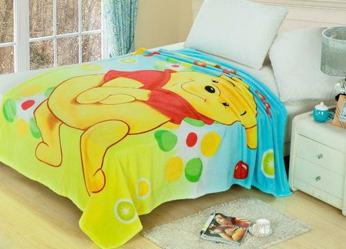 Детский плед Winnie-the-Pooh