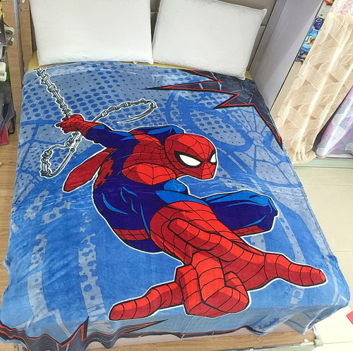 Детский плед Spider-Man