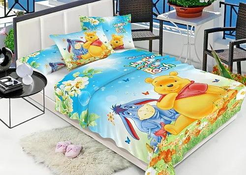 Детский плед Winnie-the-Pooh 2