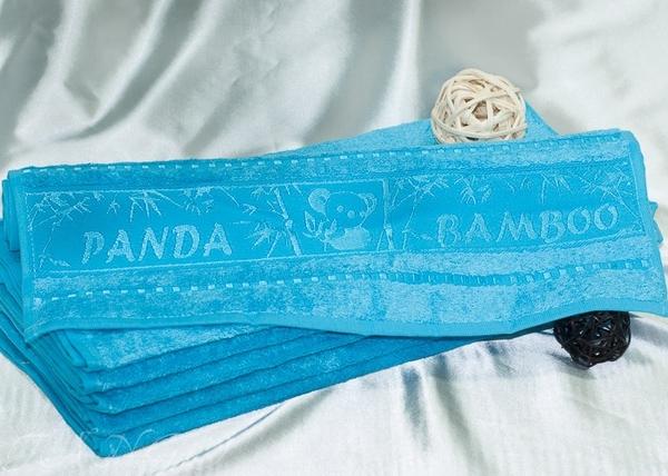 Полотенце махровое Tango Panda Bright Blue