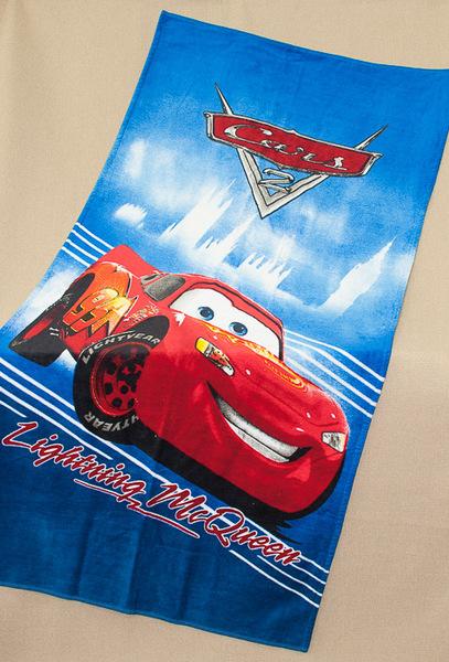Пляжное полотенце Cars 2