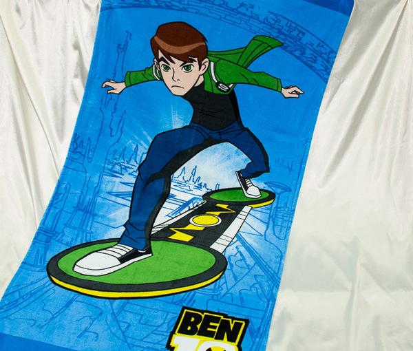 Пляжное полотенце Ben10