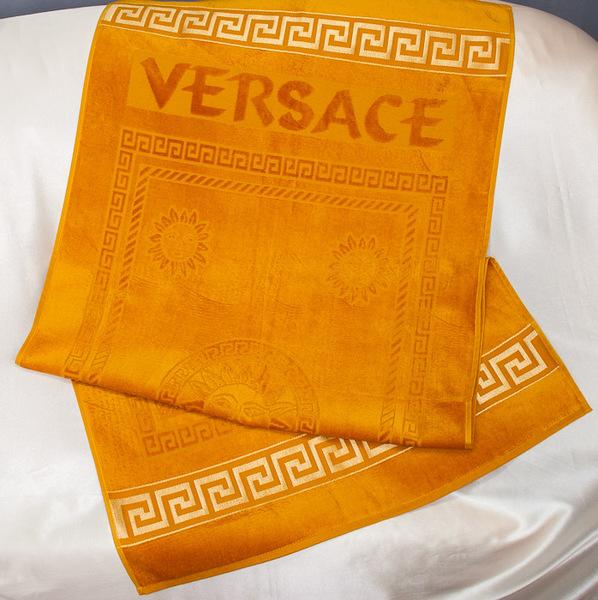 Пляжное полотенце Versace Orange