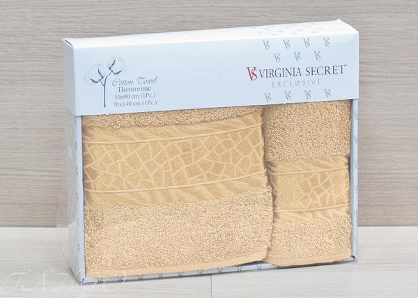Набор полотенец Virginia Seсret Mustard