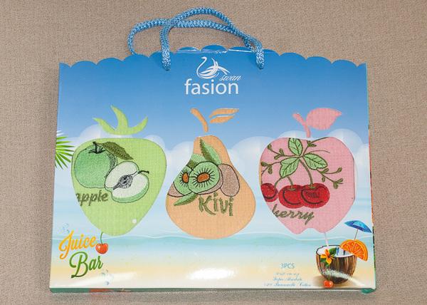 Набор кухонных полотенец Fasion Fruits V1