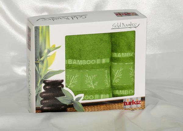 Набор полотенец Turkiz Green