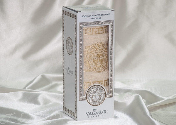 Полотенце махровое Tango Yagmur Cream