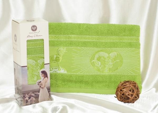Полотенце махровое Tango Philippus Green