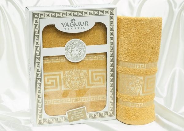 Набор полотенец Yagmur V15 Mustard