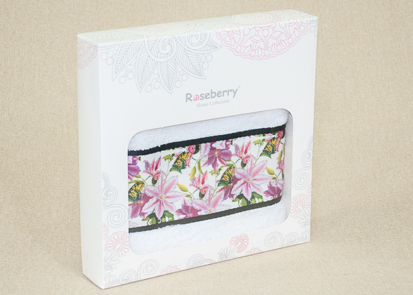 Полотенце махровое Tango Roseberry V2