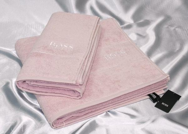 Набор полотенец Hugo Boss Pink