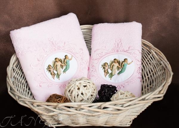 Набор полотенец Barracouta V2 Pink
