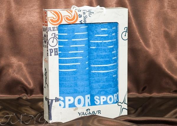 Набор полотенец Yagmur Sport V2 Blue