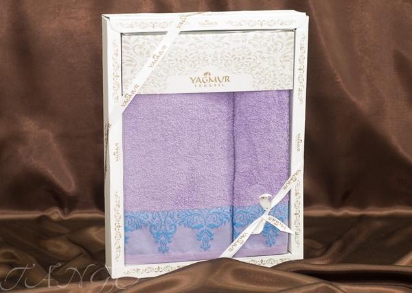 Набор полотенец Yagmur V14 Lilac