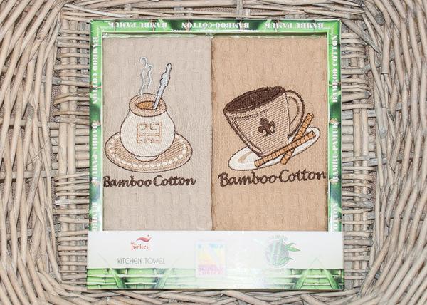 Набор полотенец Nilteks Coffee V1