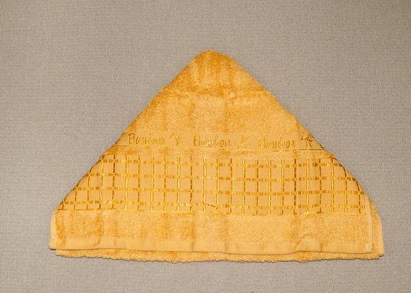 Полотенце махровое Tango Linda Yellow