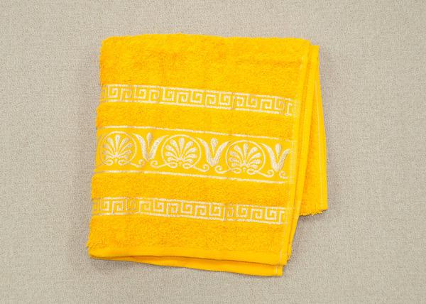 Полотенце махровое Tango Janite Yellow