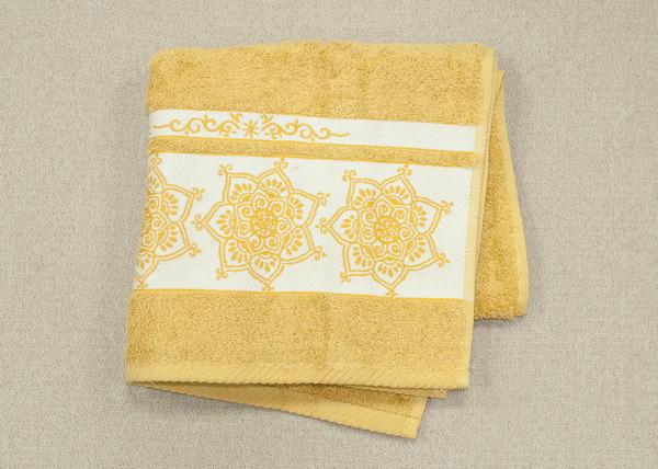 Полотенце махровое Tango Calva Yellow plt200-81-90