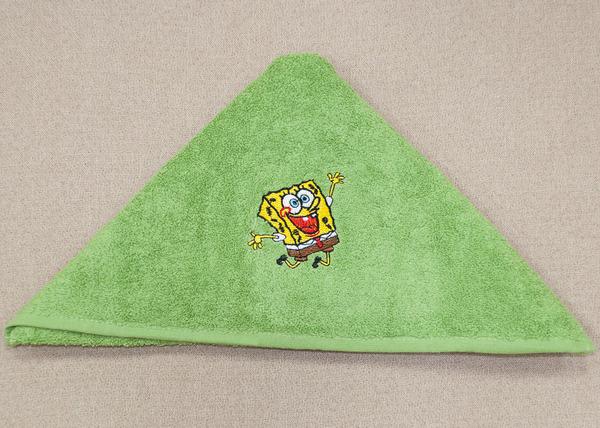 Полотенце махровое Tango Marle Green