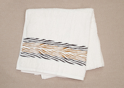 Махровое полотенце Tango Nettle White