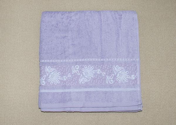 Полотенце махровое Tango Merlin Lilac plt201-159-140