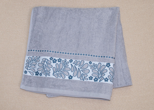Полотенце махровое Tango Candis Grey
