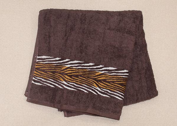 Полотенце махровое Tango Nettle Dark Brown